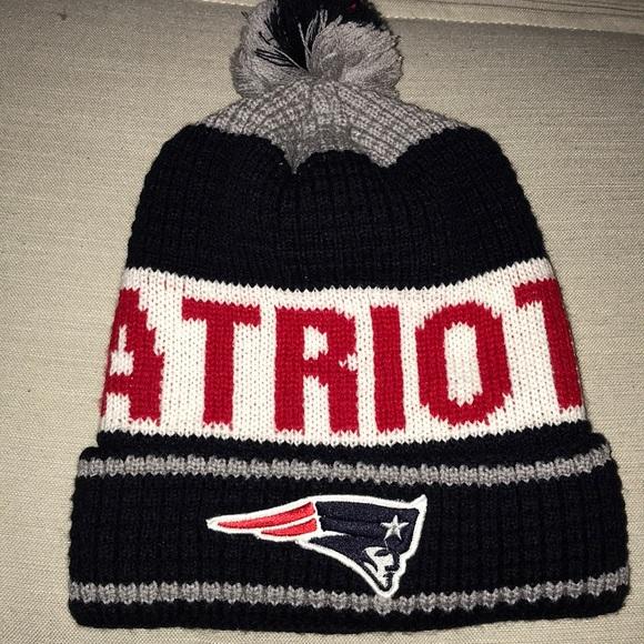 cb82cd6bec0d9 New England patriots winter hat. M 5a805ae9d39ca20737d884c0